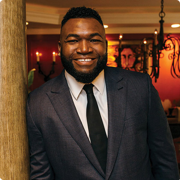"David Ortiz ""Big Papi"""
